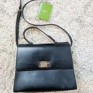 Brand New Kate Spade Black Purse